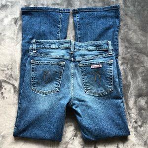 Hudson Bootcut Jeans size 29